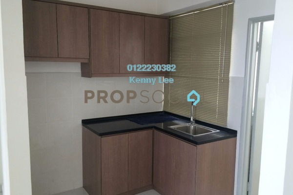 For Sale Serviced Residence at Main Place Residence, UEP Subang Jaya Freehold Semi Furnished 2R/1B 450k