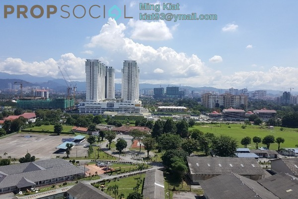 For Sale Condominium at DeSkye Residence, Jalan Ipoh Freehold Semi Furnished 3R/2B 670k