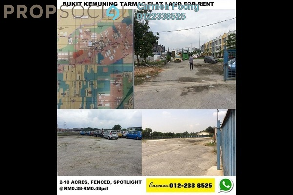 For Rent Condominium at Bukit Kemuning Industrial Park, Kota Kemuning Freehold Unfurnished 0R/0B 40k