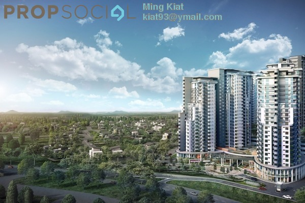 For Sale Condominium at Maisson, Ara Damansara Freehold Semi Furnished 3R/2B 880k