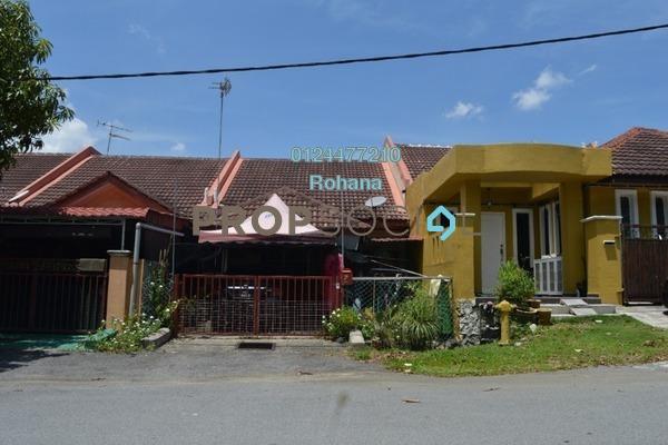 For Sale Terrace at Bandar Puncak Alam, Kuala Selangor Leasehold Unfurnished 3R/2B 260k