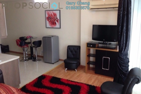 For Rent Serviced Residence at Park View, KLCC Freehold Fully Furnished 1R/1B 2.1k