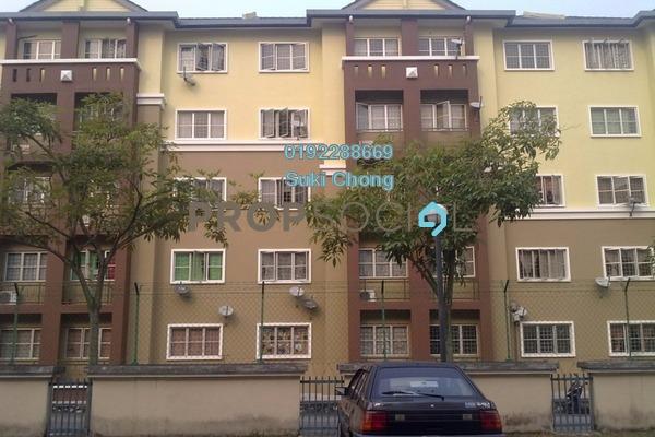 For Sale Apartment at Semarak, Pusat Bandar Puchong Freehold Unfurnished 3R/2B 245k