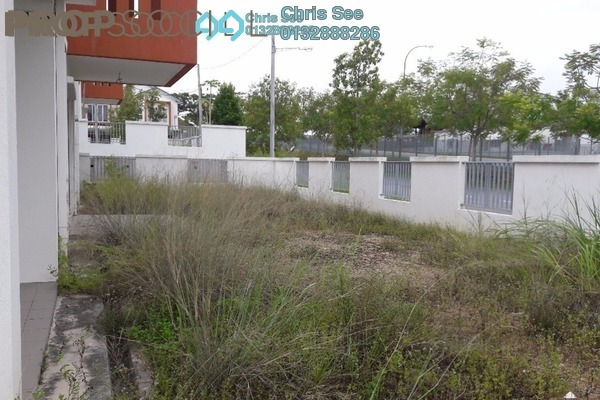 For Sale Terrace at Senna, Bandar Seri Coalfields Freehold Semi Furnished 4R/4B 758k