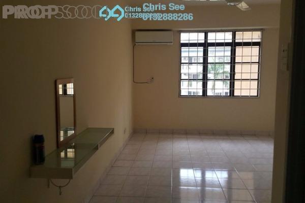 For Rent Condominium at Tropika Paradise, UEP Subang Jaya Freehold Semi Furnished 3R/2B 1.65k