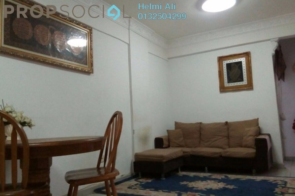 For Sale Apartment at Putra Harmoni, Putrajaya Freehold Semi Furnished 3R/2B 280k