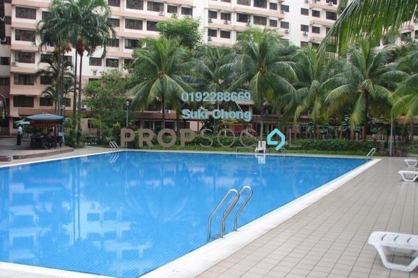 For Sale Condominium at Bayu Tasik 1, Bandar Sri Permaisuri Leasehold Unfurnished 3R/2B 430k
