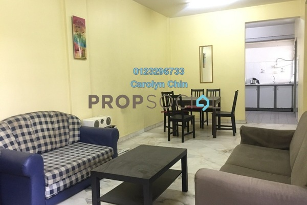 For Rent Apartment at Sunway Court, Bandar Sunway Leasehold Fully Furnished 3R/2B 1.8k