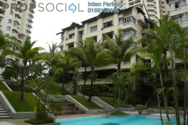 For Sale Condominium at Riana Green East, Wangsa Maju Leasehold Fully Furnished 2R/2B 580k