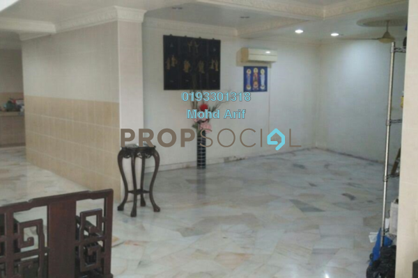 For Sale Terrace at SS19, Subang Jaya Freehold Semi Furnished 3R/2B 750k