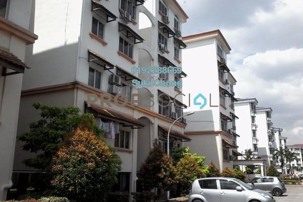 For Rent Condominium at Goodyear Court 10, UEP Subang Jaya Freehold Fully Furnished 4R/2B 1.7k