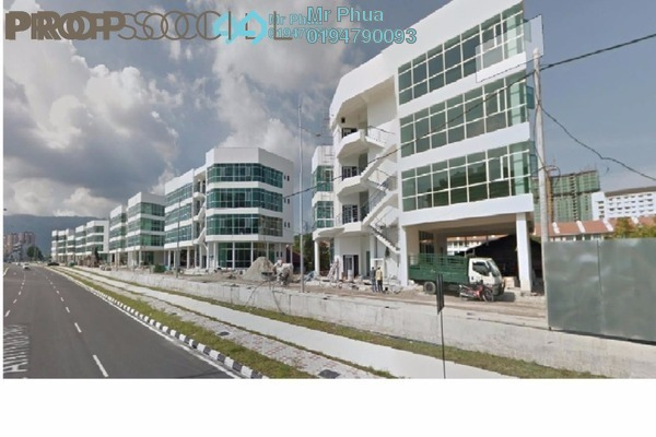 For Sale Shop at Nova Place, Jelutong Freehold Unfurnished 0R/0B 16m