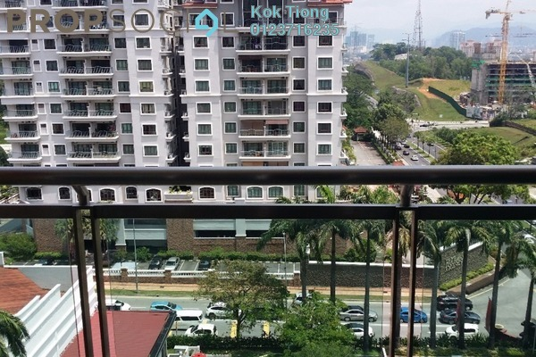 For Sale Condominium at Hartamas Regency 2, Dutamas Freehold Semi Furnished 4R/3B 1.36m