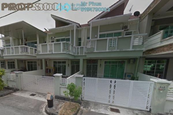 For Sale Terrace at Taman Cendana Permai, Juru Freehold Unfurnished 4R/3B 490k