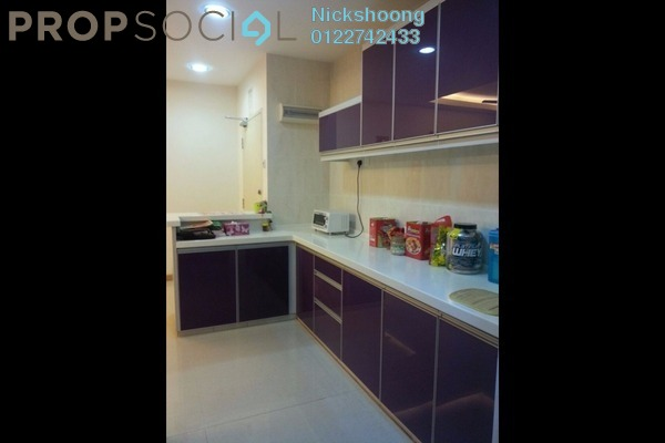 For Sale Condominium at Kuchai Avenue, Kuchai Lama Freehold Fully Furnished 0R/2B 550k
