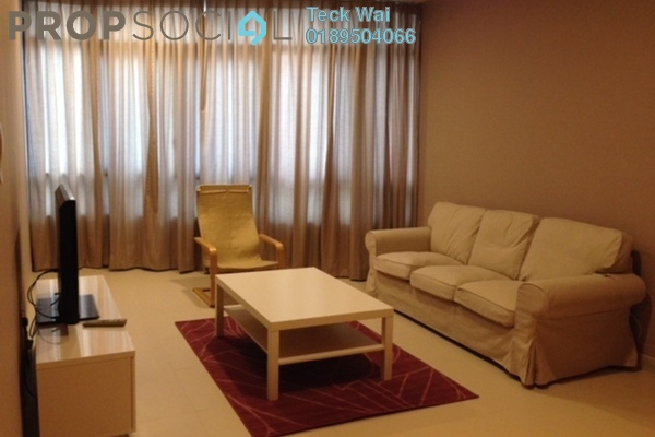 For Rent Condominium at AraGreens Residences, Ara Damansara Freehold Fully Furnished 3R/3B 2.9k