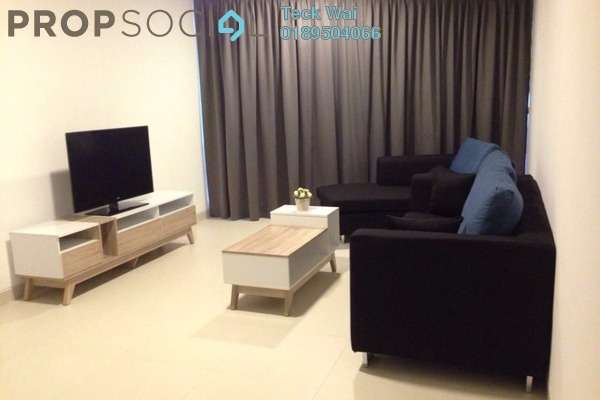 For Rent Condominium at AraGreens Residences, Ara Damansara Freehold Fully Furnished 2R/3B 2.9k