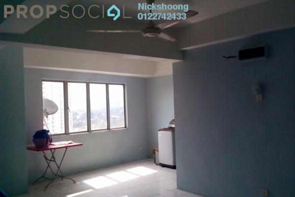For Sale Condominium at Menara KLH, Sentul Freehold Semi Furnished 3R/2B 390k