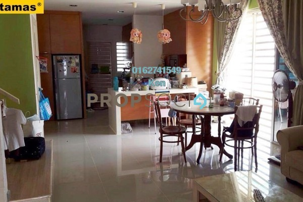 For Sale Terrace at Paragon 202, Bandar Putra Permai Leasehold Semi Furnished 4R/3B 850k
