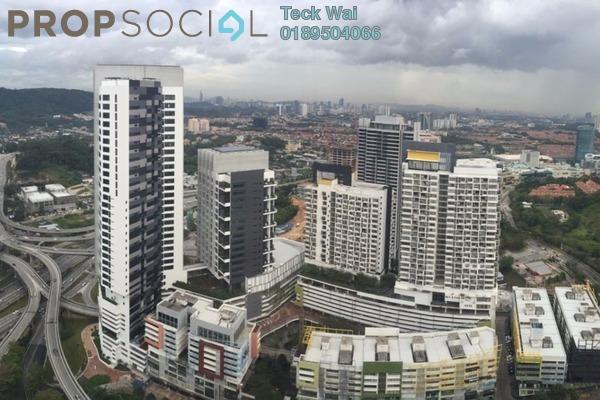 For Rent SoHo/Studio at Empire City, Damansara Perdana Leasehold Fully Furnished 0R/1B 1.35k