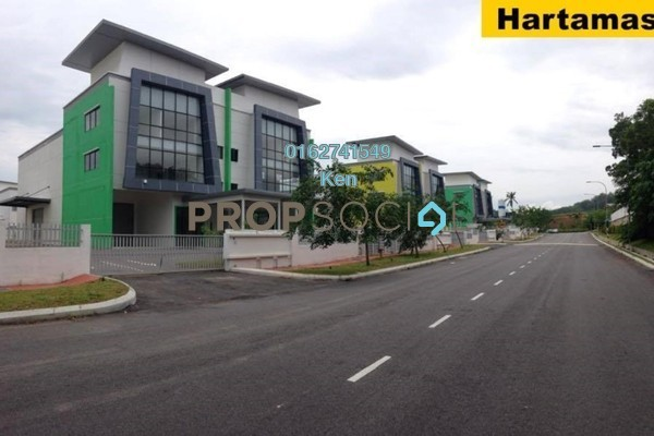 For Sale Factory at 228 Smart Industrial Series, Semenyih Freehold Unfurnished 0R/0B 4.2m