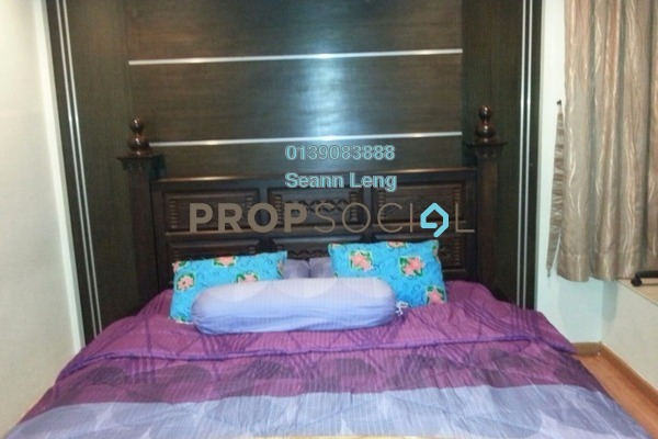 For Rent Serviced Residence at Park View, KLCC Freehold Fully Furnished 1R/1B 2.2k