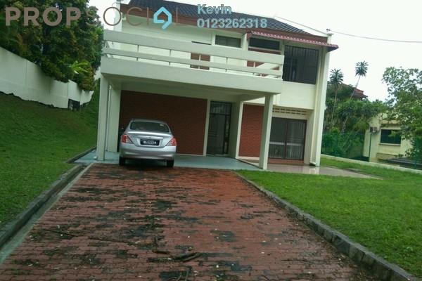 For Rent Bungalow at Medan Damansara, Damansara Heights Freehold Semi Furnished 4R/3B 7k