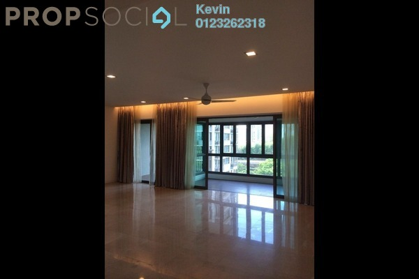 For Sale Condominium at Seni, Mont Kiara Freehold Semi Furnished 4R/6B 2.35m