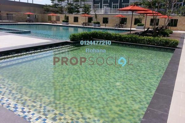 For Sale Condominium at BSP Skypark, Bandar Saujana Putra Leasehold Unfurnished 3R/2B 428k