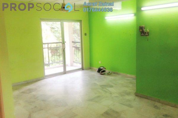 For Sale Apartment at BK3, Bandar Kinrara  Unfurnished 3R/2B 330k