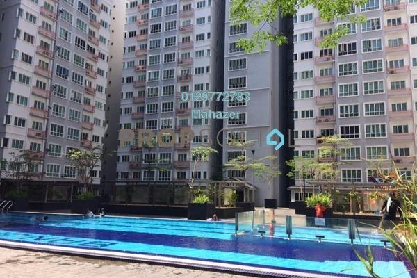 For Sale Condominium at Banjaria Court, Batu Caves Leasehold Unfurnished 3R/2B 380k