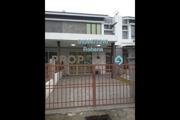 For Sale Terrace at Bandar Saujana Utama, Sungai Buloh Leasehold Unfurnished 4R/3B 500k