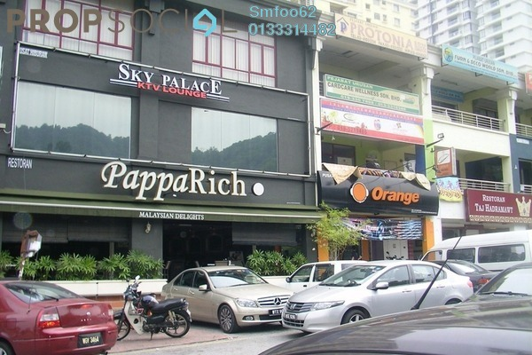For Rent Shop at Taman Melawati, Melawati Leasehold Unfurnished 0R/0B 4.6k