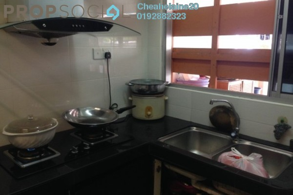 For Sale Townhouse at Villa Mas 1, Jalan Ipoh Leasehold Semi Furnished 3R/3B 650k