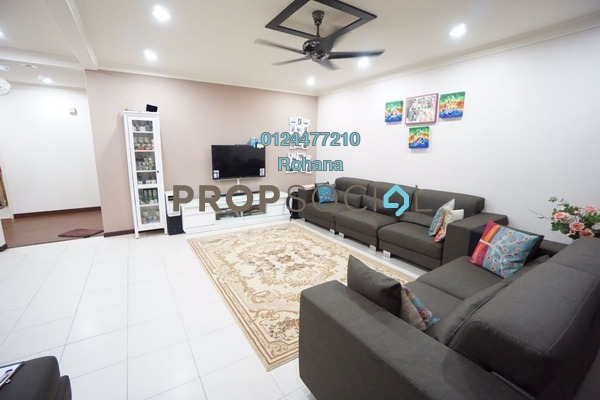 For Sale Terrace at Sunway Kayangan, Shah Alam Leasehold Unfurnished 4R/4B 790k