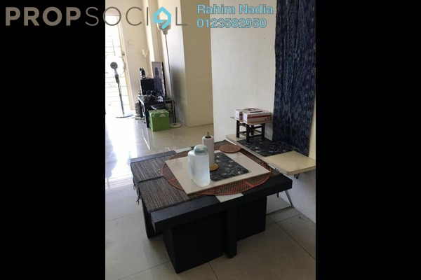 For Sale Condominium at The Heron Residency, Puchong Leasehold Semi Furnished 3R/2B 368k
