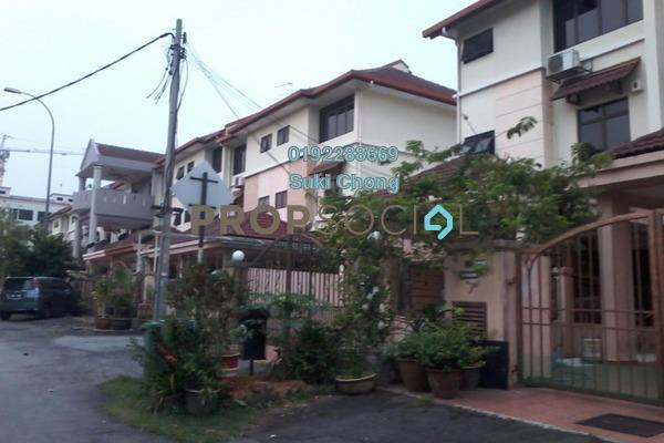 For Sale Terrace at Bukit Segar Jaya, Cheras Leasehold Unfurnished 5R/4B 840k