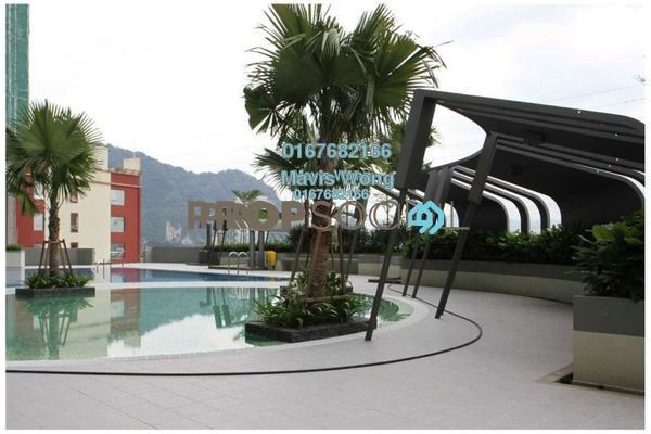 For Rent Condominium at Symphony Heights, Selayang Leasehold Unfurnished 3R/2B 1.3k