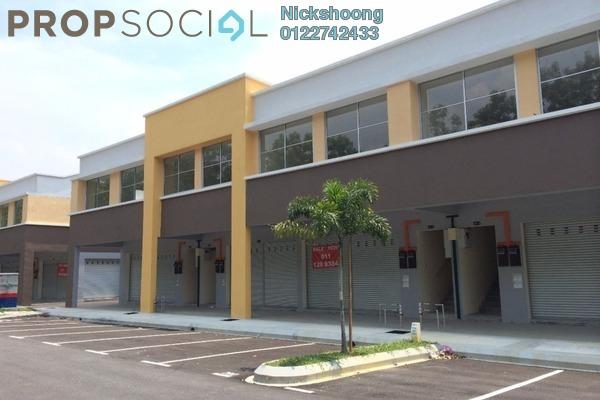 For Rent Shop at Bandar Puncak Alam, Kuala Selangor Leasehold Unfurnished 0R/0B 1.6k