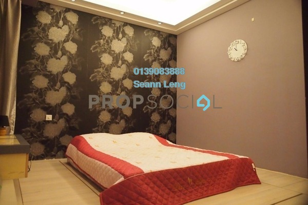 For Rent Apartment at Park View, KLCC Freehold Fully Furnished 1R/1B 2.5k