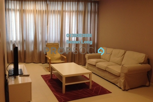 For Rent Condominium at AraGreens Residences, Ara Damansara Freehold Fully Furnished 2R/2B 3k