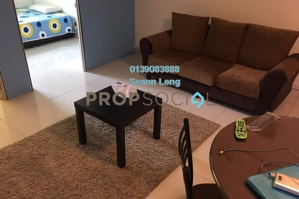 For Rent Serviced Residence at Vue Residences, Titiwangsa Freehold Fully Furnished 2R/1B 2k