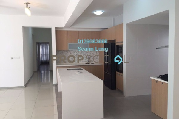 For Rent Condominium at Villa Orkid, Segambut Freehold Fully Furnished 3R/2B 2.5k