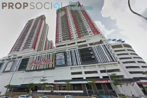 For Rent Serviced Residence at Main Place Residence, UEP Subang Jaya Freehold Semi Furnished 1R/1B 1.2k