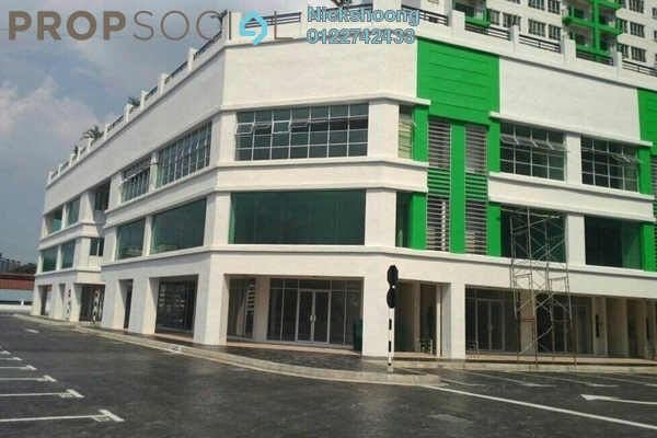 For Sale Shop at OUG Parklane, Old Klang Road Freehold Unfurnished 0R/0B 4.1m