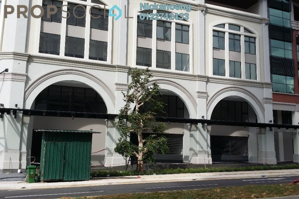 For Rent Shop at Plaza Arcadia, Desa ParkCity Freehold Unfurnished 0R/0B 14.7k