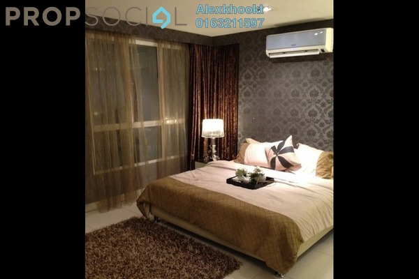For Rent Condominium at Royal Regent, Dutamas Freehold Fully Furnished 3R/2B 3k