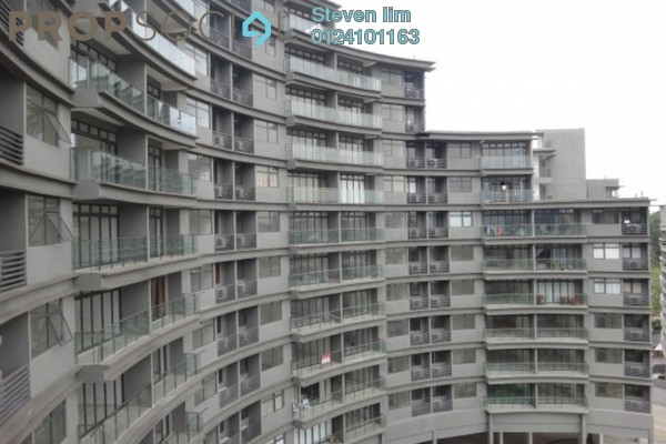 For Rent Condominium at Mirage By The Lake, Cyberjaya Freehold Semi Furnished 2R/2B 1.6k