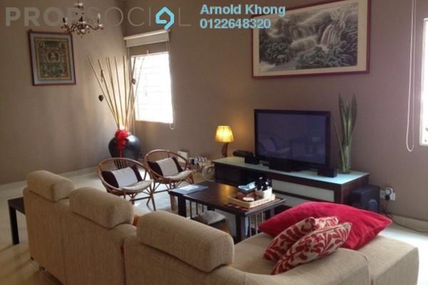 For Sale Terrace at Section 3, Bandar Mahkota Cheras Freehold Semi Furnished 4R/3B 750k