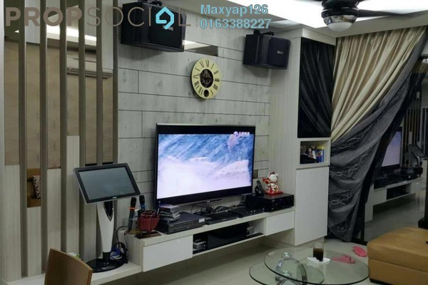 For Sale Condominium at One Damansara, Damansara Damai Leasehold Semi Furnished 3R/2B 570k